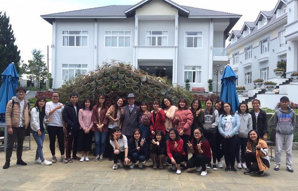 ベトナムダラット大学での日本語教育が走馬燈のように想起されます